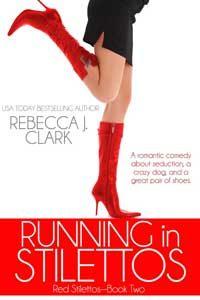 Cover for Running in Stilettos